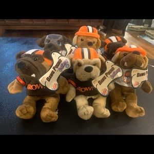 Other - Collectors Cleveland browns dog pound
